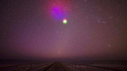 Conoce por qué la NASA pintará las nubes de colores