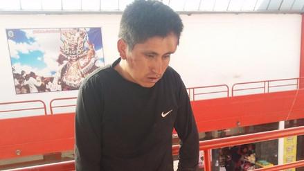 Ordenan prisión preventiva para sujeto que acuchilló a su pareja en Juliaca