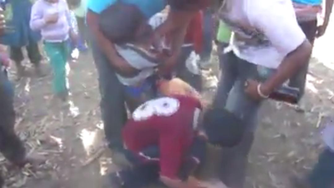 Denuncian que niños fueron obligados a embriagarse durante fiesta en Huancavelica