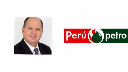 Francisco García Calderón es el nuevo presidente de Perúpetro