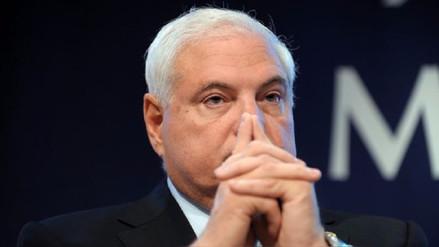 Detienen en Estados Unidos al expresidente panameño Ricardo Martinelli