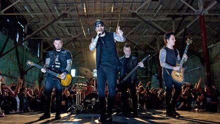 YouTube: Avenged Sevenfold lanzó cover de 'La Malagueña'