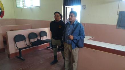 Detienen a trabajador del INPE intentando ingresar celulares a penal