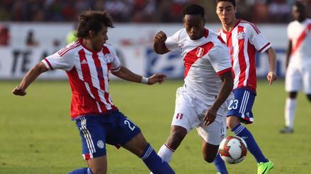 Julio Segura confirmó que André Carrillo está lesionado de la rodilla