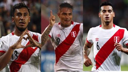El probable 11 de la Selección Peruana ante Jamaica en Arequipa