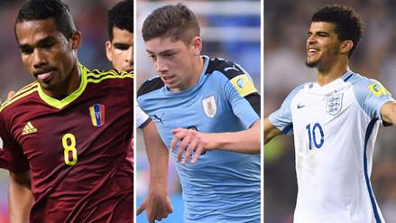 Conoce más a los 3 mejores futbolistas del Mundial Sub 20 para la FIFA