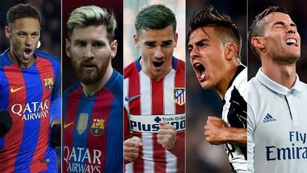 Sin Messi ni Cristiano en el top 3: los 10 jugadores más valiosos del mundo