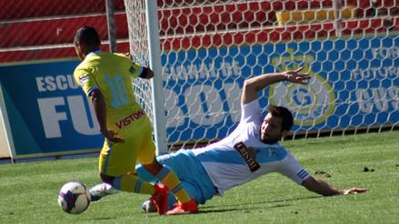 Sporting Cristal cayó de visita ante Real Garcilaso en el Cusco
