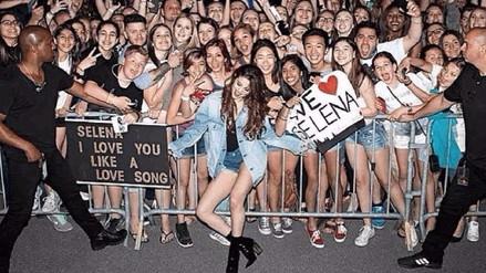 Selena Gómez anuncia película sobre su nueva canción