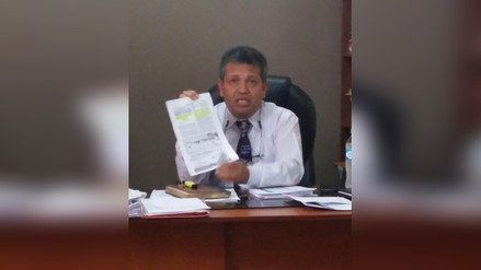 Suspenden clases en colegios de Tumán por estado de emergencia