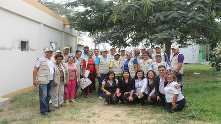 Reconocen labor de 22 médicos cubanos que apoyaron en la emergencia