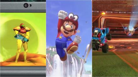 Videos | Super Mario Odyssey y todos los anuncios de Nintendo en E3