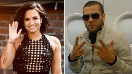 Demi Lovato y Dani Alves se suman a la fiebre de 'Despacito'