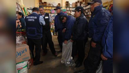 "Retienen leche ""Pura Vida"" en provincia de Chota"