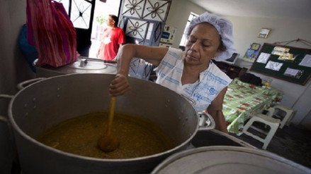 Denuncian que 220 comedores populares de Chiclayo están desabastecidos