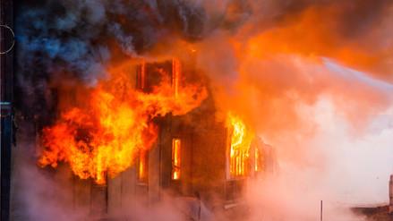 ¿Qué gases liberó el incendio del Callao y cuáles son sus efectos?