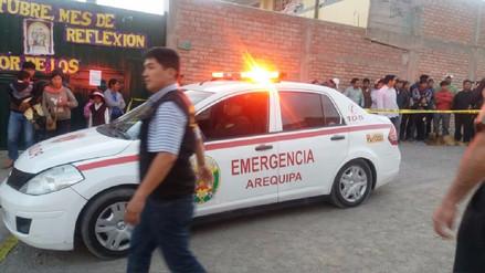 Detienen a tres personas con requisitoria en operativo en la Panamericana Sur