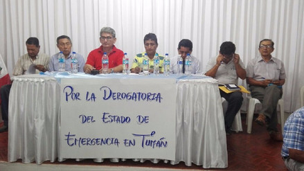 Federación Azucarera pide a Ejecutivo dejar sin efecto estado de emergencia