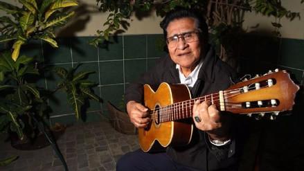 Murió el cantante y compositor Luis Abanto Morales