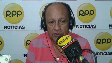 Artistas trujillanos lamentan la muerte de Luis Abanto Morales
