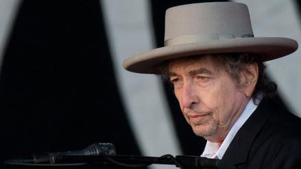 Acusan a Bob Dylan de haber plagiado su discurso para el Nobel