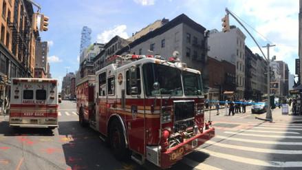 Decenas de intoxicados por una fuga de monóxido de carbono en Nueva York