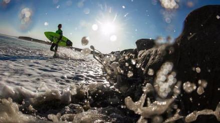 Facebook | Promesa del surf peruano vende rifas para competir en el circuito mundial