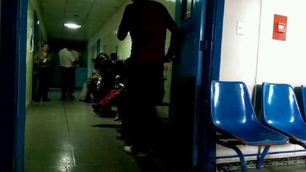 Niño encerrado en oficina municipal sufre cuadro de desnutrición