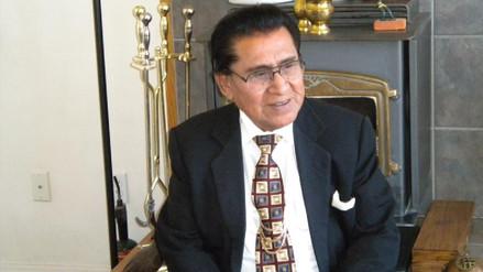 Video | Velan restos de Luis Abanto Morales en el Museo de la Nación
