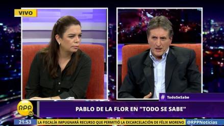 Pablo de la Flor: