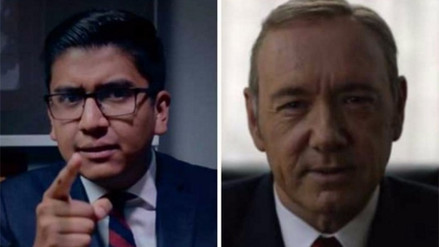 Facebook | Un exalcalde mexicano copió discurso de House of Cards y Netflix responde