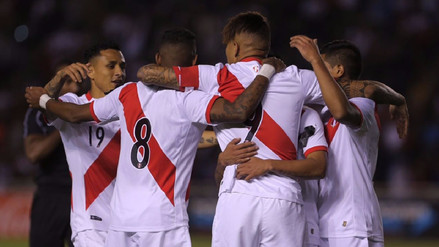 Las postales que dejó el triunfo de la Selección Peruana contra Jamaica