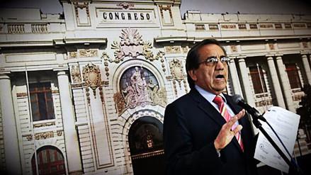 Jorge del Castillo propuso retirar al embajador de Venezuela en nuestro país