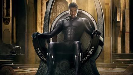 YouTube: Black Panther suma millones de vistas con primer teaser