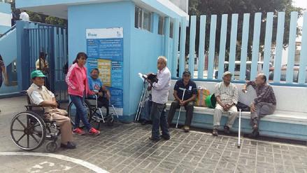 Adultos mayores de Lambayeque piden un hospital geriátrico a EsSalud