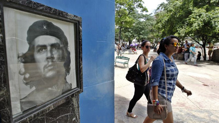Evo Morales rindió homenaje a Ernesto 'Che' Guevara en su 89 natalicio