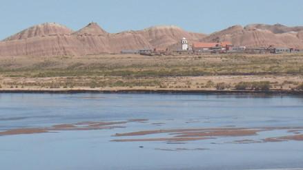 Autoridades y dirigentes de zona fronteriza rechazan trasvase de agua a Tacna