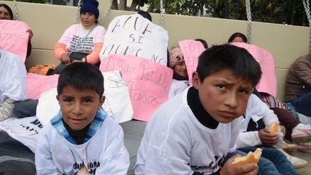 Vecinos denunciaron casos de leucemia y cáncer de estómago por actividad minera en Pasco