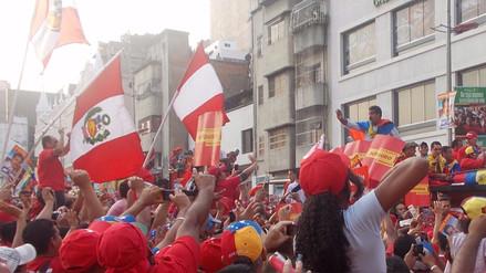Hijos de peruanos en Venezuela solicitan nacionalidad peruana