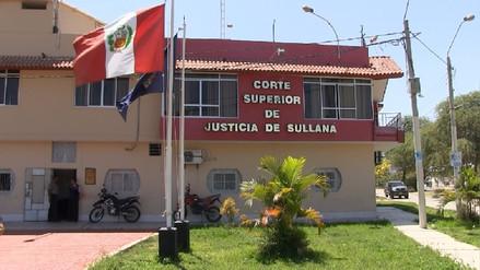 Funcionarios de la UGEL Talara permanecen detenidos