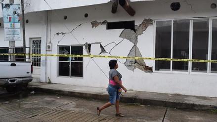 Al menos cinco personas murieron en el terremoto en Guatemala