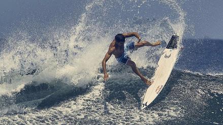 Cristóbal de Col avanza a paso firme en el Open Surf de Sudáfrica