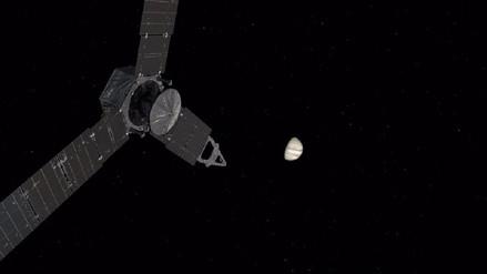 Científicos descubren dos nuevas lunas de Júpiter