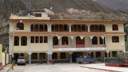 Regidores aprueban pedido de vacancia contra alcalde de Rahuapampa