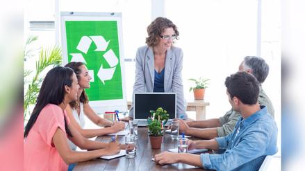 ¿Cómo podemos reciclar en la oficina?