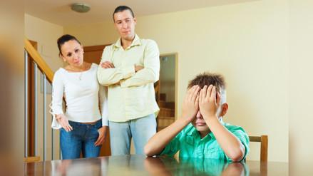 ¿Cómo desarrollar la paciencia ante discusiones con los hijos?