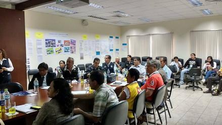 Autoridades coordinan implementación de Barrio Seguro en José L. Ortiz