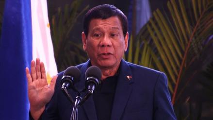 En Filipinas hay preocupación por la salud del presidente Rodrigo Duterte