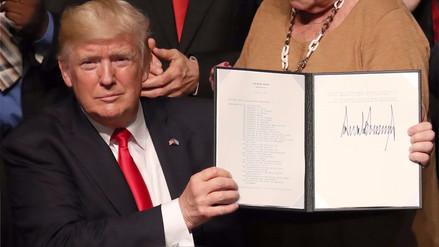 Donald Trump canceló el pacto que Barack Obama inició con Cuba