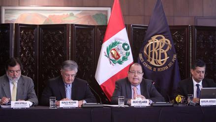 BCR presenta hoy sus nuevas proyecciones económicas para 2017